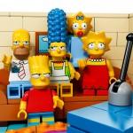史上最有梗的家庭玩具組 The Simpsons x LEGO
