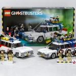 【新增官方比較圖】這不買怎麼行!~ LEGO 21108 魔鬼剋星 30年紀念版