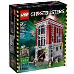 【完整官圖更新】LEGO® 75827【魔鬼剋星:總部基地】Ghostbusters Firehouse Headquarters | 玩具人Toy People News