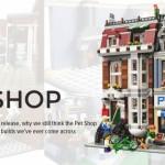 平凡中見偉大!10218 寵物店經典回顧 # 最新文章 # Librick 淘磚 # LEGO Library