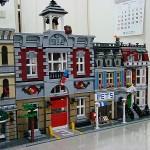LEGO 10218寵物店及10197消防局 @ 小萍子 :: 痞客邦 PIXNET ::