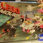 ☆LEGO☆ THE LEGO MOVIE- Ice Cream Machine 冰淇淋(飛)車 (70804) 停產
