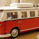 年終獎購車記——大眾T1 露營車,好吧其實是LEGO 樂高 10220_開箱曬物_什麼值得買