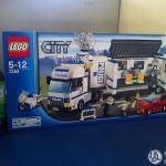 LEGO 樂高 城市組 流動警署 7288