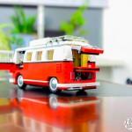 LEGO 樂高 Creator系列 大眾 T1 大篷車 10220