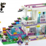 Lego Friends 41135 Livi's Pop Star House – 大明星莉薇的家 星湖城