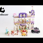 Lego Disney Friends 41101 Heartlake Grand Hotel – 大飯店 星湖城