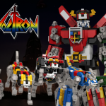LEGO Ideas – Voltron – Defender Of The Universe 樂高創意 五獅聖戰士