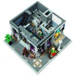 LEGO 10251 Bank @ 雨下的巷子