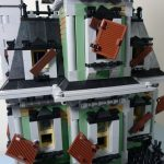 LEGO 10228 Haunted House 吸血鬼屋