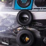 LEGO 樂高 76023 Tumbler 蝙蝠車電影版開箱