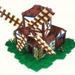 [新聞]玩家協力打造《世紀帝國 2》主題樂高創作!完美重現各式遊戲建築