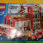 LEGO 報告: 60004 消防局