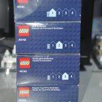 LEGO  玩具反斗城限定迷你建築 40141 40142 40143 40144