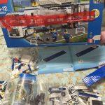 停止不了的樂高生涯:LEGO 樂高 流動警署 60044 開箱曬物_什麼值得買