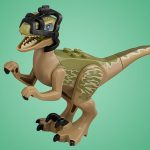 LEGO Jurassic World Set First Look  迅猛龍之怒 75917 Ramptor Rampage