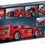 樂高迷絕不可錯過,Lego以1158片積木重現Ferrari F40風采! – 每日頭條