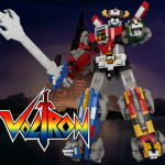 """Let's Go LEGO Voltron Force!"" – The Brick Show"