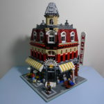 LEGO 10182 Cafe Corner 偽轉角咖啡廳 @ 酷翔翔的頑皮世界 :: 痞客邦 PIXNET ::
