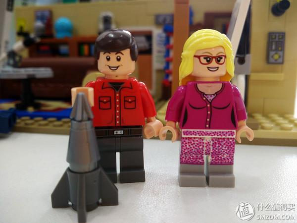 第一次海淘——LEGO 樂高 21302《生活大爆炸》
