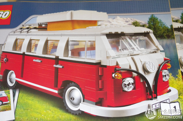 年終獎購車記——大眾T1 露營車,好吧其實是LEGO 樂高 10220