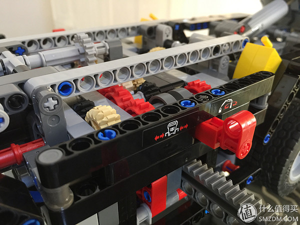 動力輸出控制,包括氣泵也需要輸出動力才能啟用