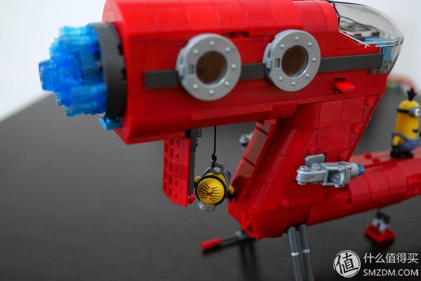 我是超級大壞蛋——MEGA BLOKS 美高 小黃人 CNF60 超級大壞蛋的噴氣機