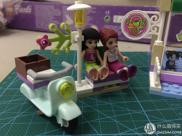停止不了的樂高生涯 LEGO 樂高 好朋友系列 新湖城食品店