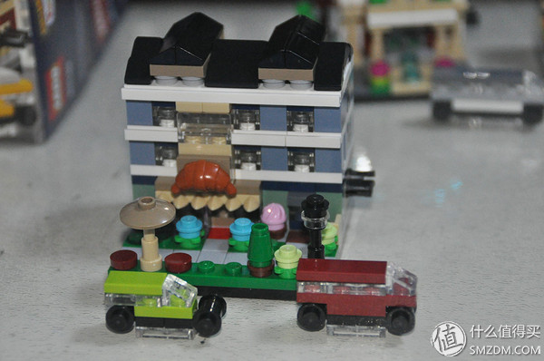 #本站首曬# LEGO 2015玩具反鬥城限定迷你建築 40141 40142 40143 40144