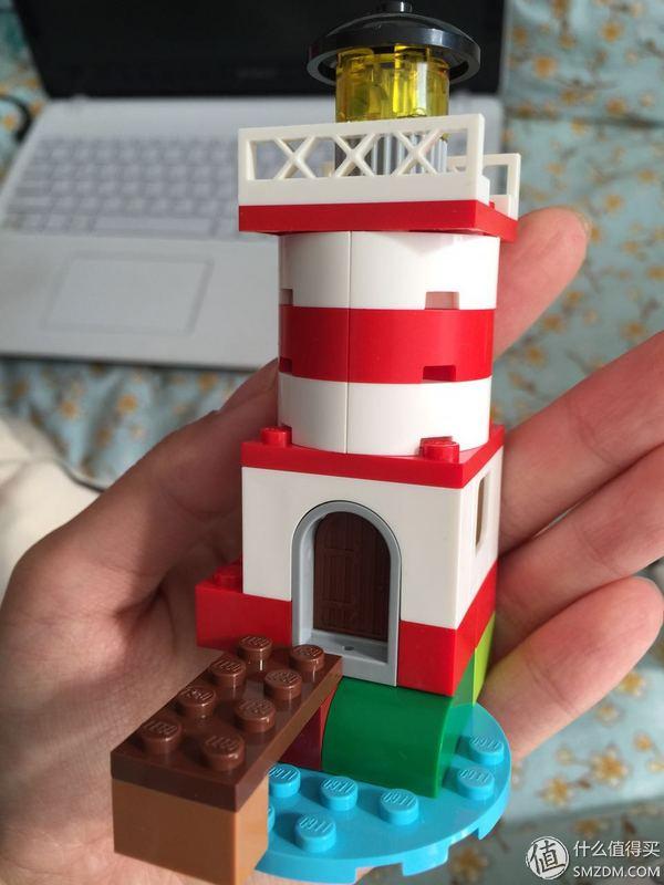 停止不了的樂高生涯 我的第一款LEGO 樂高 10692 基礎桶