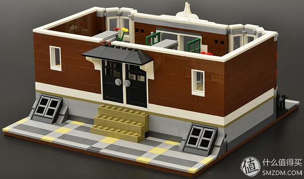 LEGO 樂高 10218 寵物店開箱曬單(附加改造)
