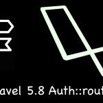 Laravel Error Route [login] not defined.