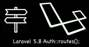 Laravel 5.8